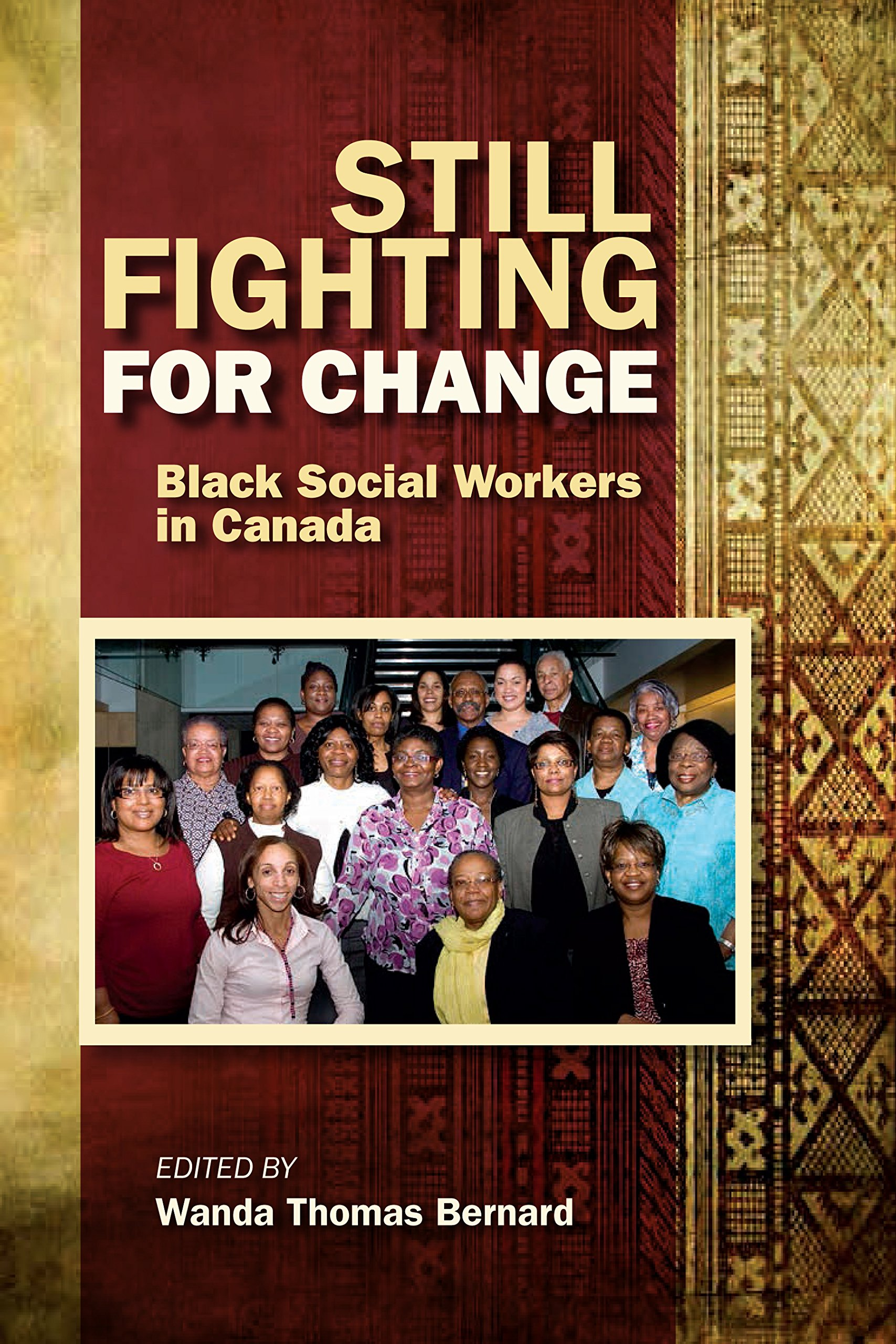 Still Fighting for Change Book